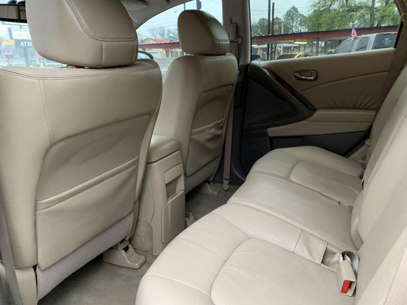 NISSAN MURANO 2010 price $10,495