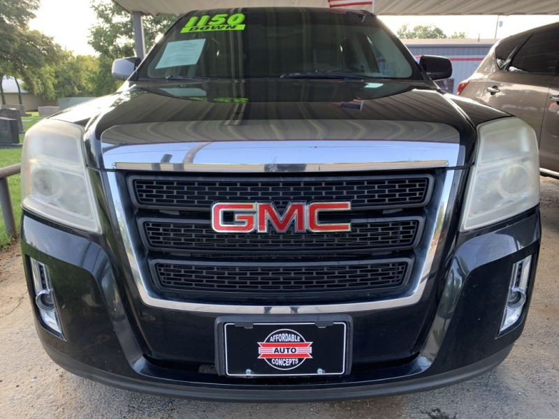 GMC TERRAIN 2012 price $11,495