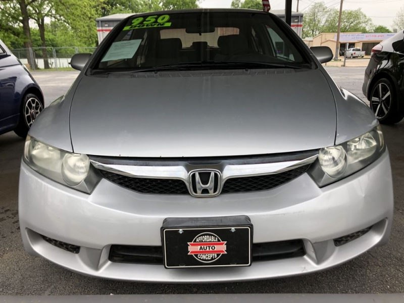 HONDA CIVIC 2010 price $9,450