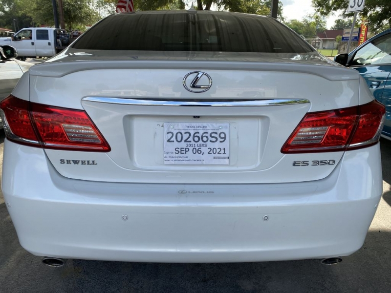 LEXUS ES 2011 price $16,895