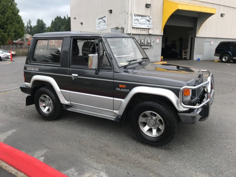 Mitsubishi pajero wide turbo diesel 1989 price $10,999