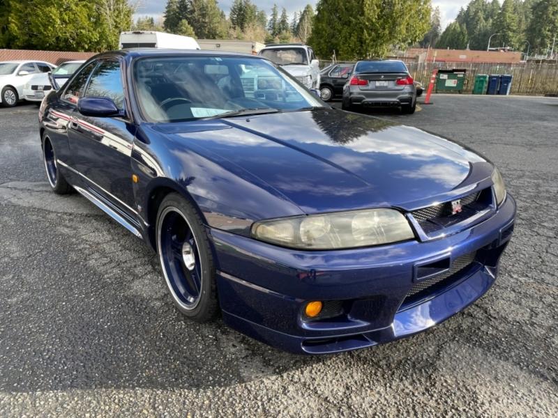 Nissan R33 Skyline GTR Vspec 1995 price $55,995