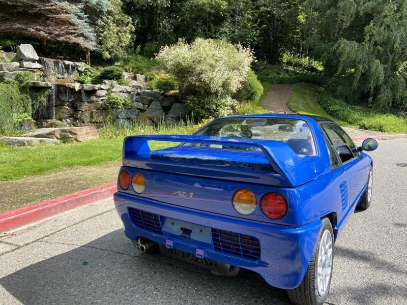 Mazda autozam AZ-1 mazdaspeed 1993 price $19,995