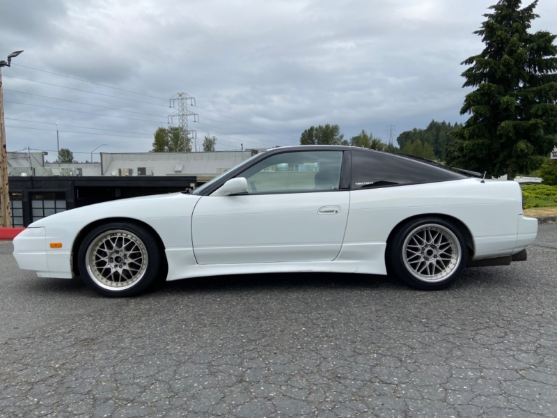 Nissan 180sx 1995 price $14,995