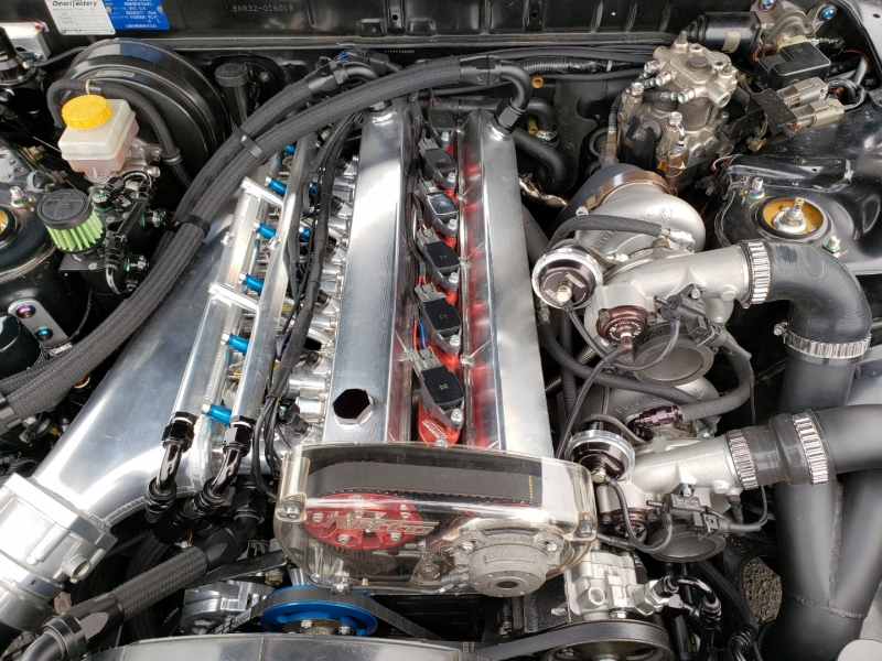 Nissan R32 skyline GTR 1991 price $99,995