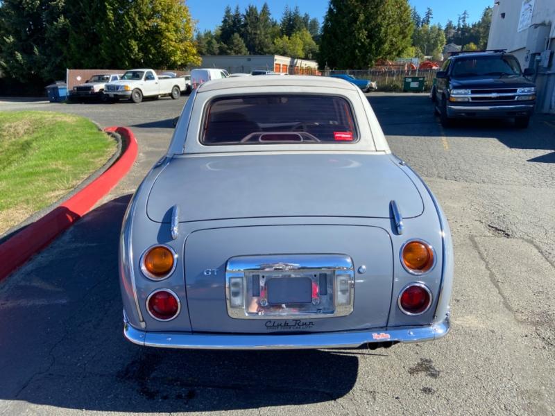 Nissan Figaro 1991 price $14,995