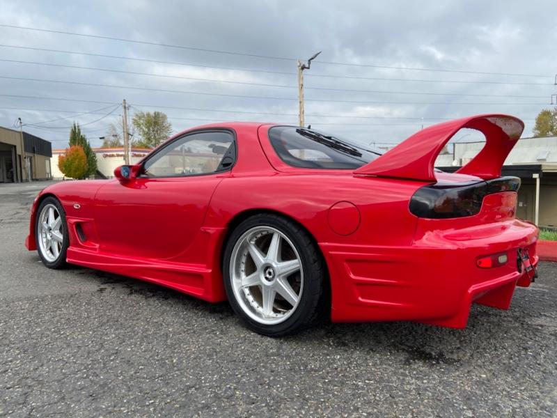 Mazda RX-7 1993 price call