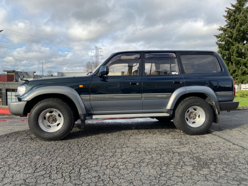 Toyota Land Cruiser 1995 price $21,499