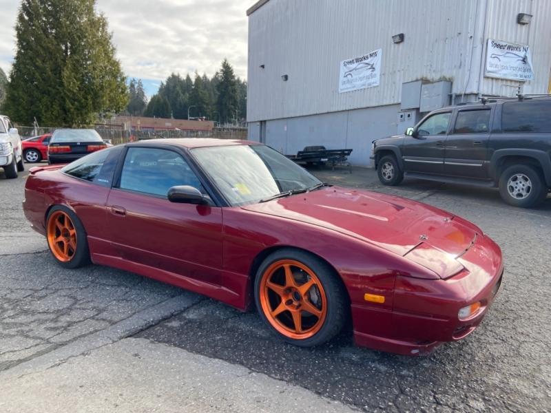 Nissan 180sx 1993 price $15,995