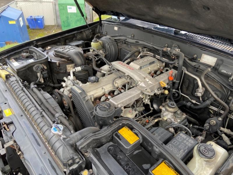 Toyota Land Cruiser 1991 price call