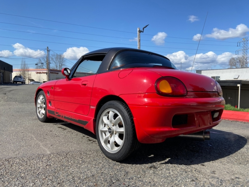Suzuki cappuccino 1992 price $12,995