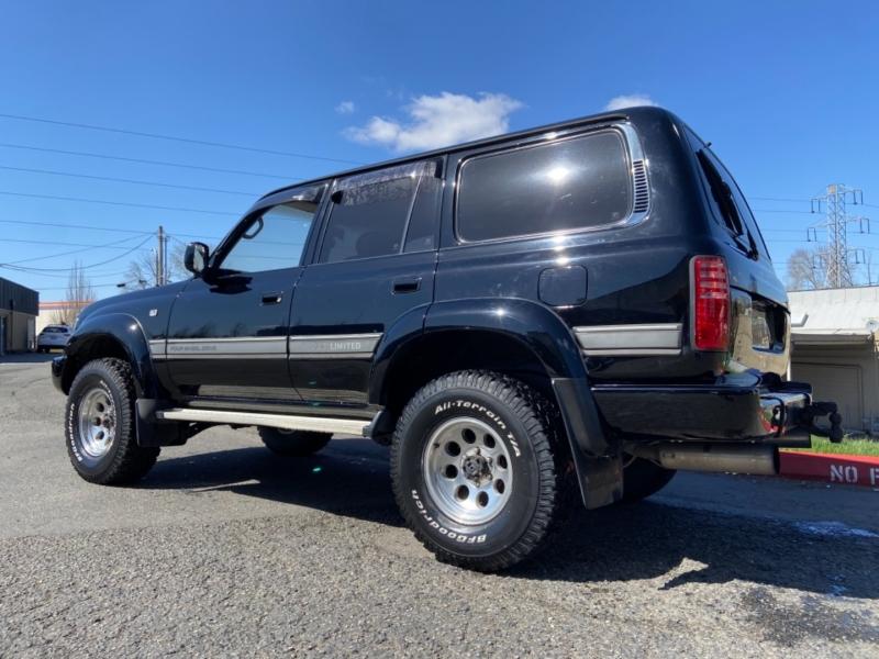 Toyota Land Cruiser 1996 price $31,995