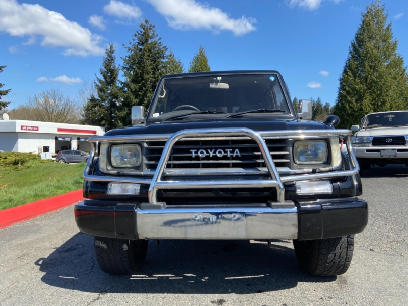 Toyota Land Cruiser 1992 price $17,900