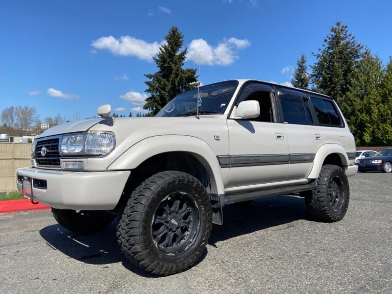 Toyota Land Cruiser 1995 price $19,995
