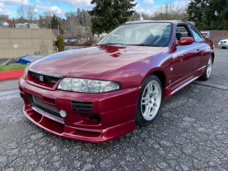 Nissan skyline R33 Vspec 1995 price $48,995