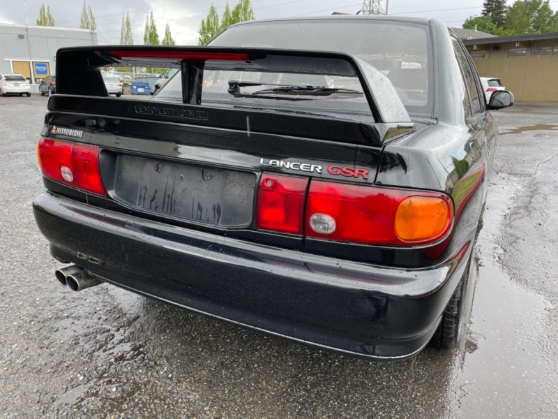 Mitsubishi Lancer Evolution 1994 price $24,995
