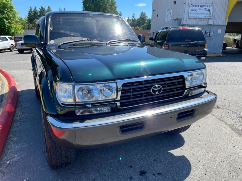 Toyota Land Cruiser 1994 price 21995