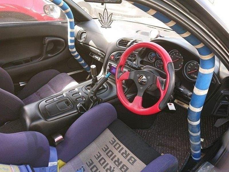Mazda RX-7 1992 price call