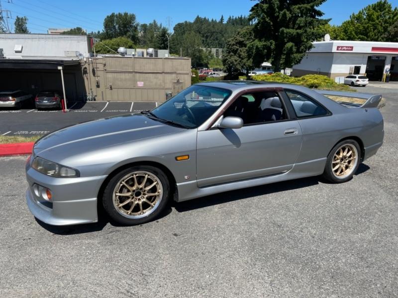Nissan R33 Skyline GTS25T 1996 price $27,995