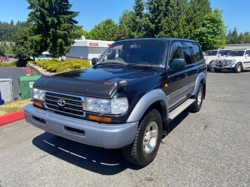 Toyota Land Cruiser 1996 price $25,995