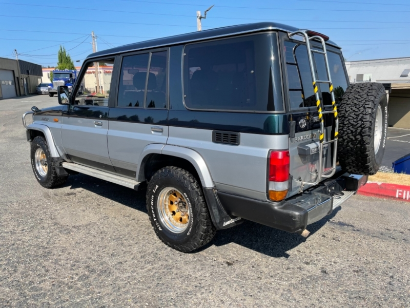 Toyota Land Cruiser 1992 price $13,995