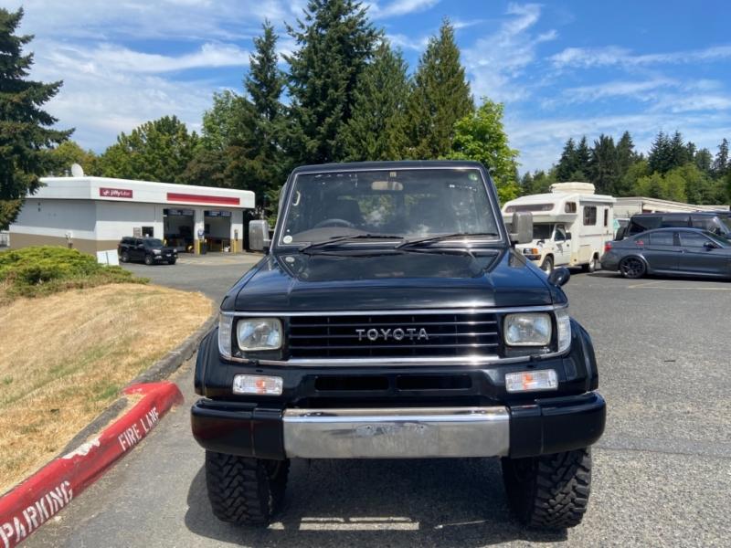 Toyota Land Cruiser 1994 price call