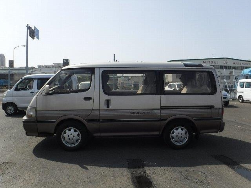 Toyota Hiace van 1994 price call