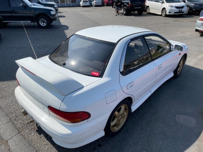 Subaru WRX STI ver.2 1996 price $21,995