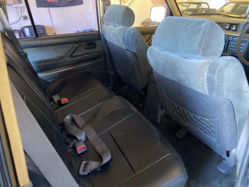Toyota Land Cruiser 1995 price $24,996