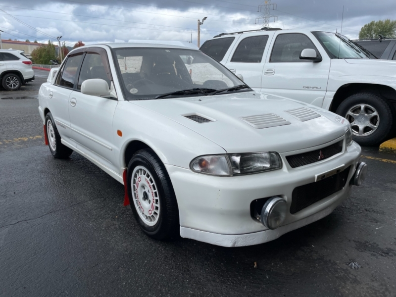 Mitsubishi Lancer Evolution 1994 price $19,995