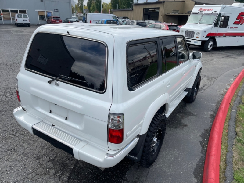 Toyota Land Cruiser 1992 price $28,500