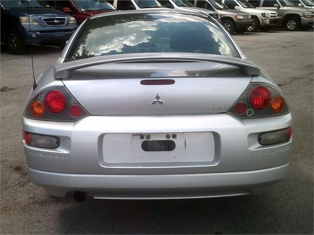 Mitsubishi Eclipse 2003 price $2,000