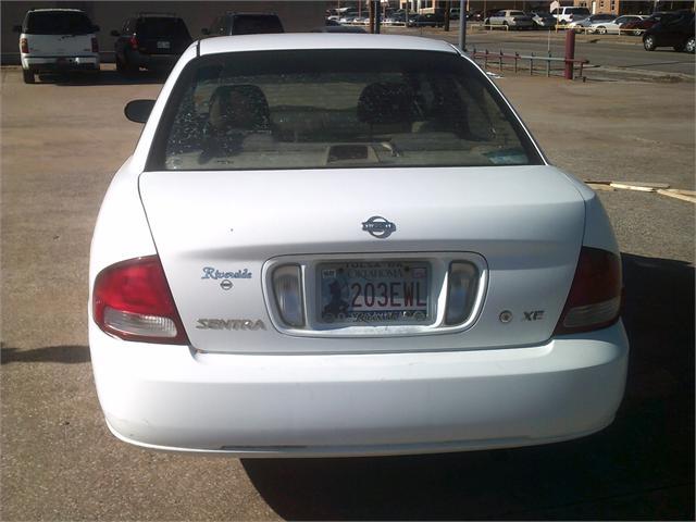Nissan Sentra 2002 price $2,000