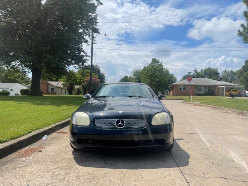 Mercedes-Benz SLK 2001 price $4,999