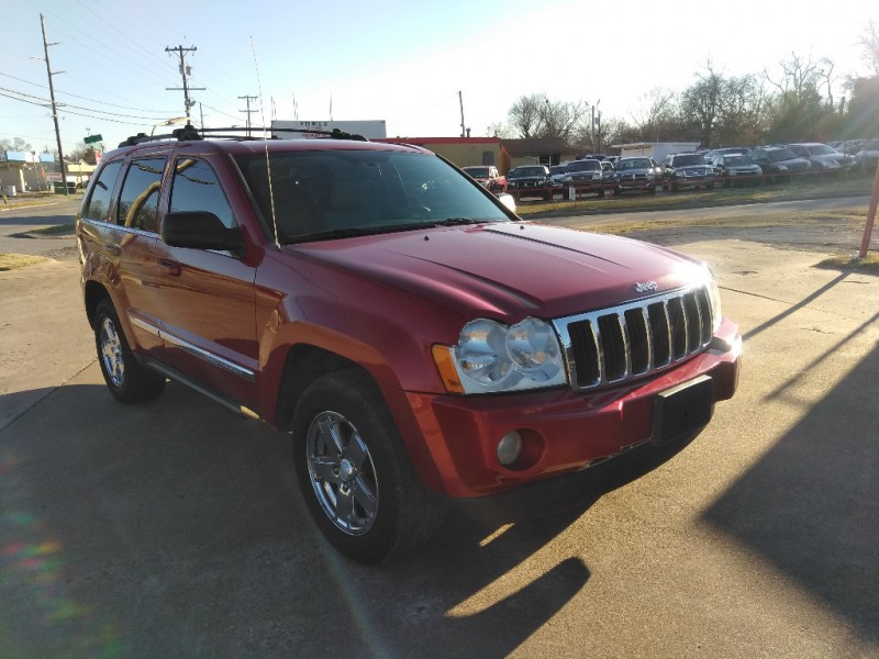 Jeep Grand Cherokee 2005 price $7,000