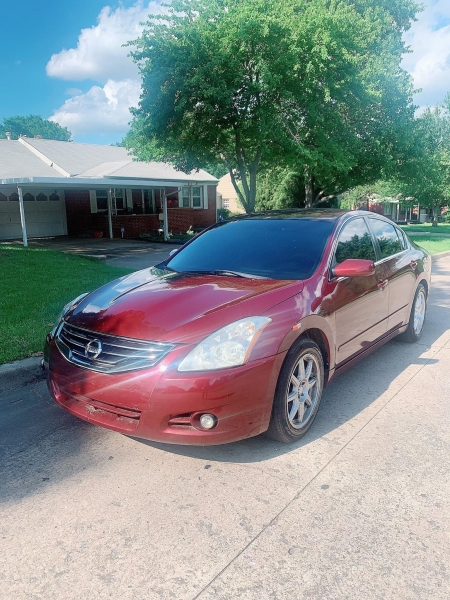 Nissan Altima 2012 price $5,000