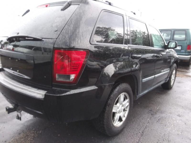 Jeep Grand Cherokee 2007 price $4,500