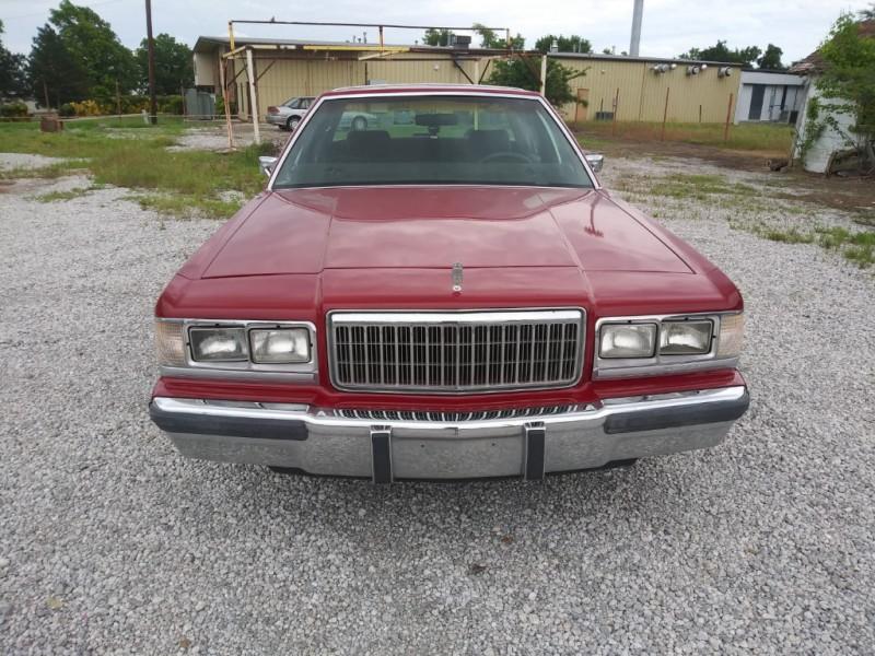 Mercury Grand Marquis 1989 price $3,500