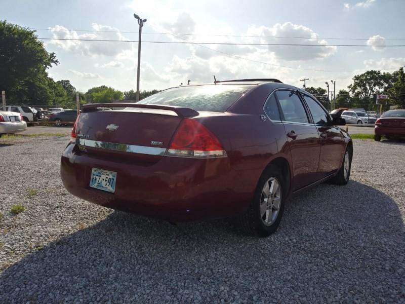 Chevrolet Impala 2008 price $3,500