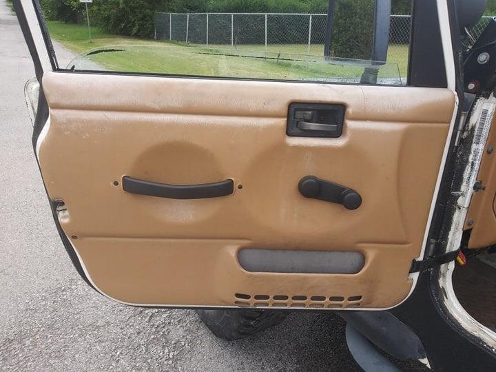 Jeep Wrangler 1997 price $5,000