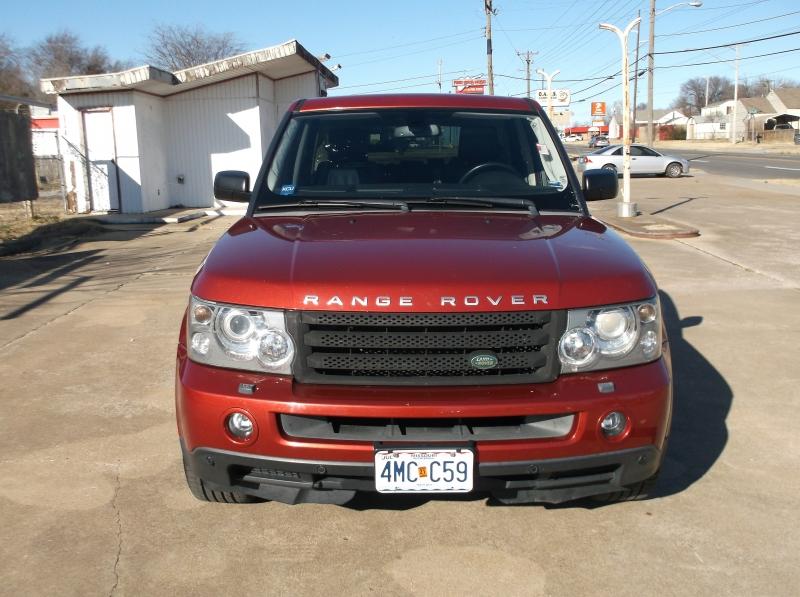 Land Rover Range Rover Sport 2007 price $9,000