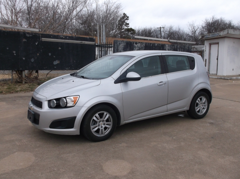 Chevrolet Sonic 2012 price $6,000