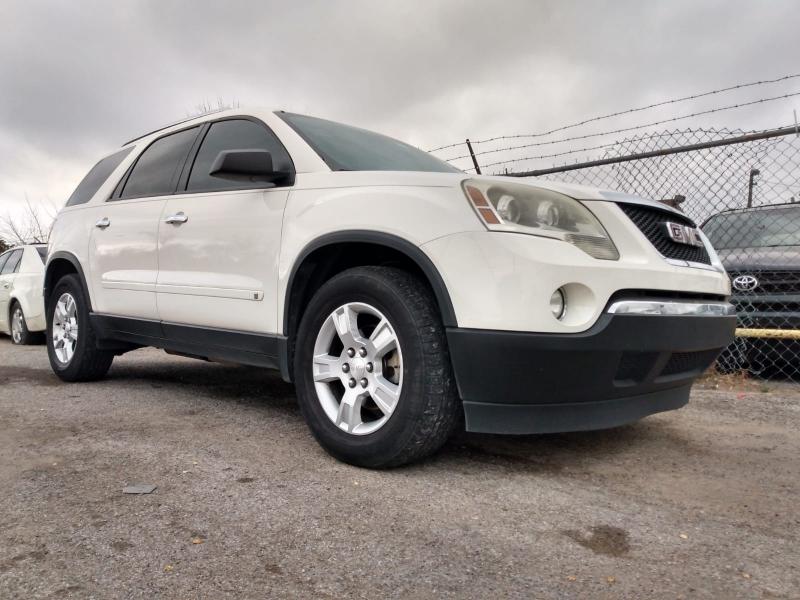 GMC Acadia 2009 price $5,500