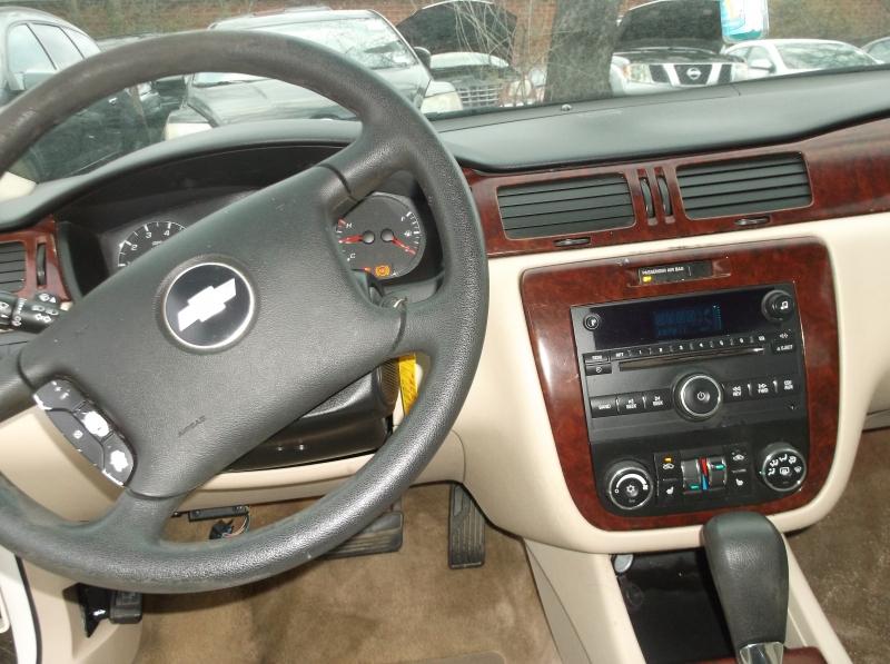 Chevrolet Impala 2009 price $4,000
