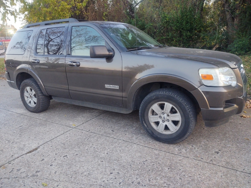 Ford Explorer 2008 price $4,000