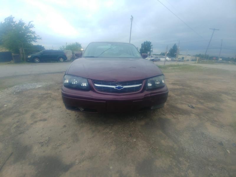 Chevrolet Impala 2004 price $5,000
