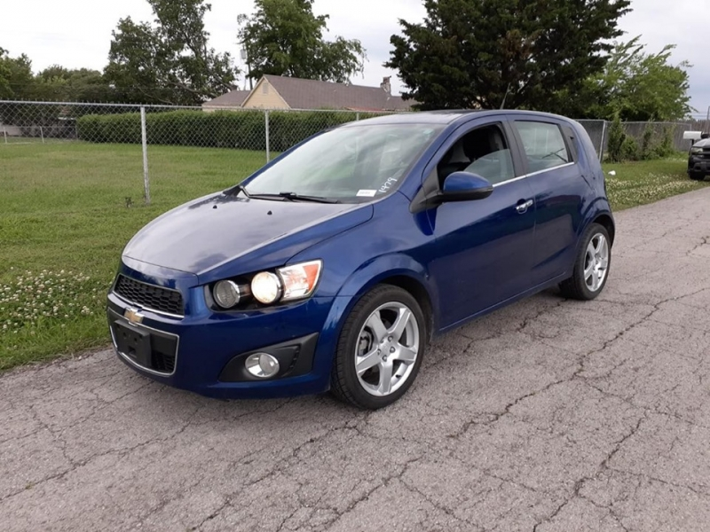 Chevrolet Sonic 2014 price $6,000