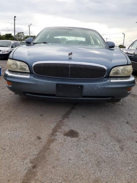 Buick Park Avenue 2000 price $2,000