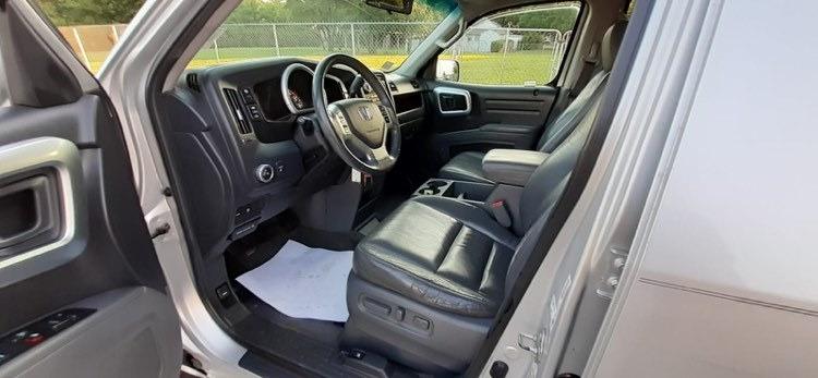 Honda Ridgeline 2007 price $6,000
