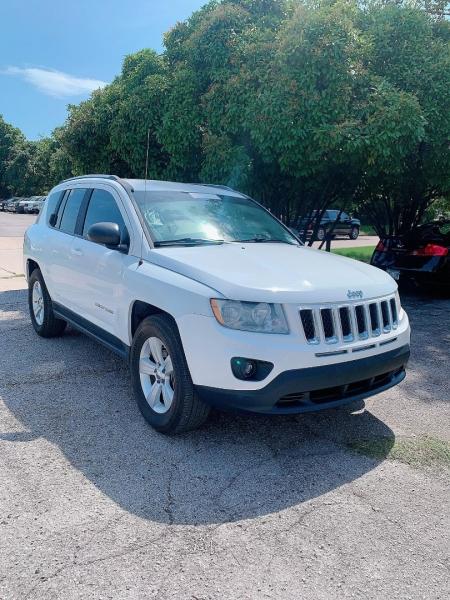 Jeep Compass 2012 price $6,000